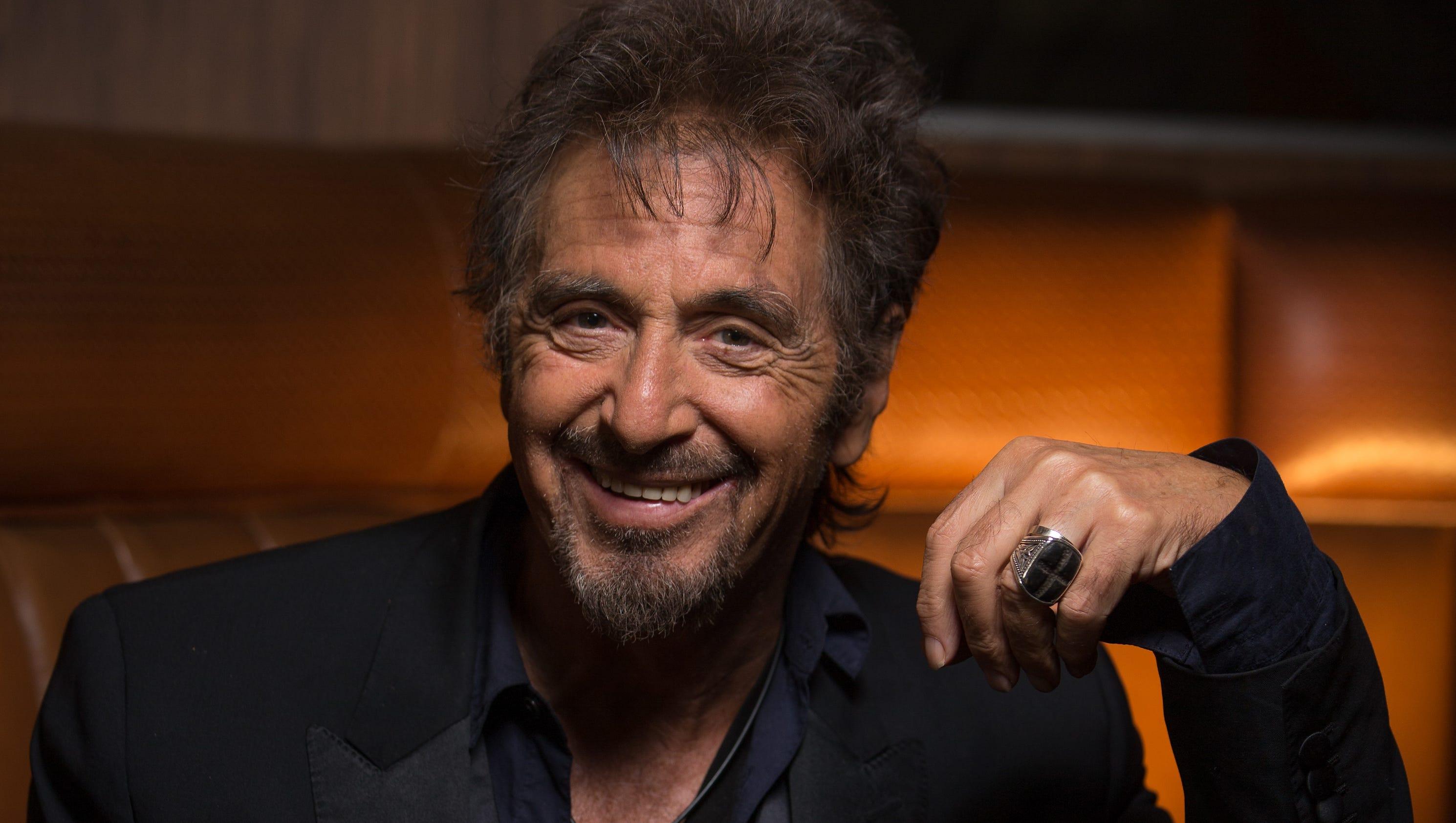 Al Pacino Brings Rock-star Status To 'Danny