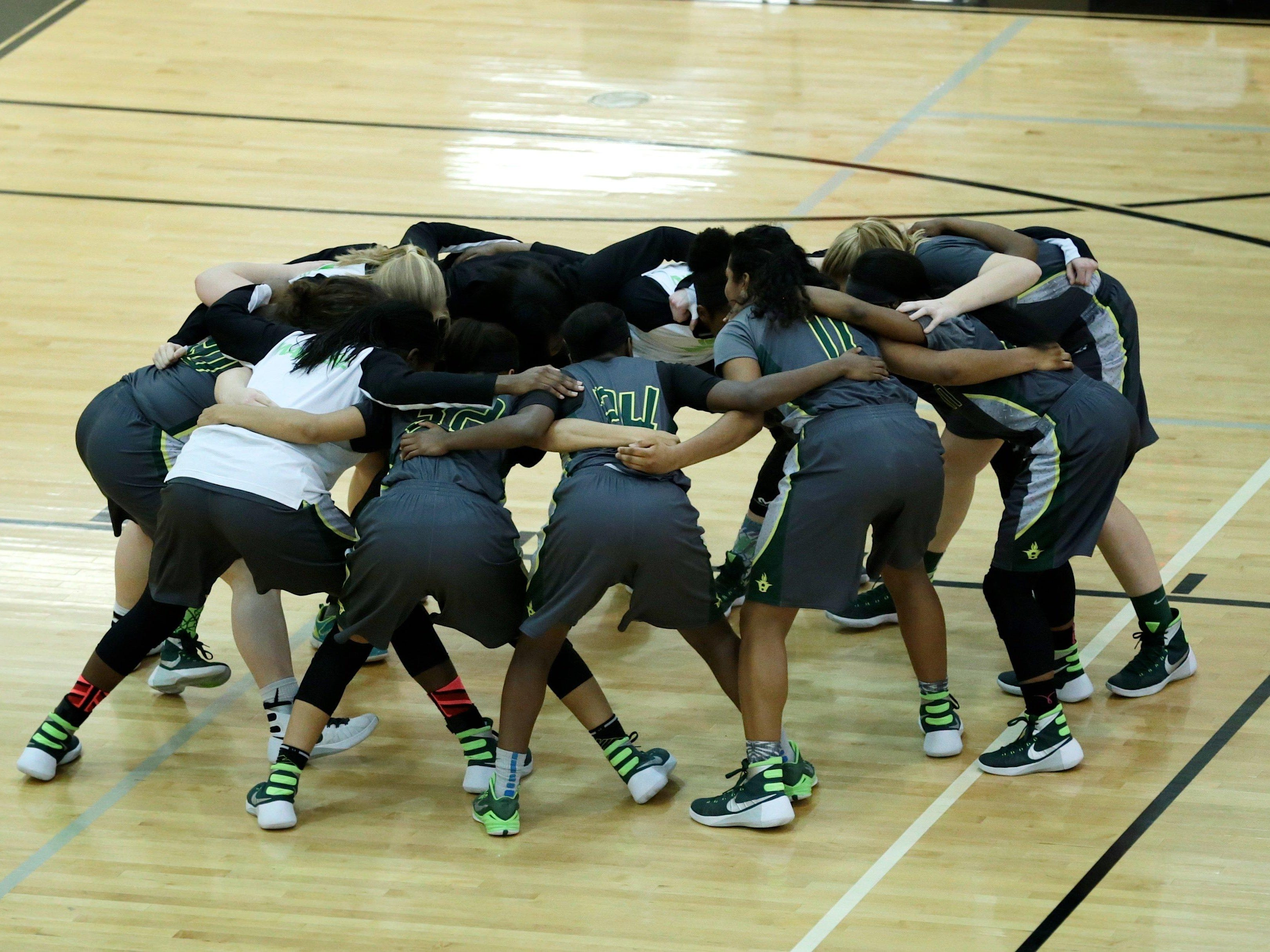 Ann Arbor Huron's girls team, ranked No. 4, has advanced in Class A and will meet No. 6 Detroit King in a 5 p.m. Tuesday quarterfinal game at Southfield.