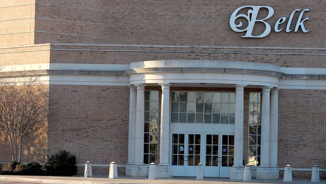 Belk, which operates multiple department stores in Mississippi, including this one in Hattiesburg's Turtle Creek Mall, announced Thursday it is exploring a possible sale as the company weighs its future.