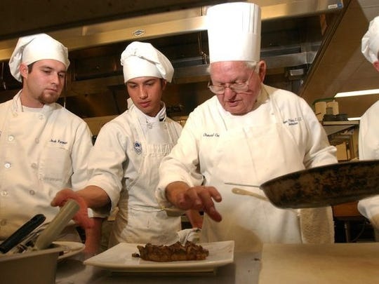 Cafe Society: Fine dining is on menu at Oxnard College