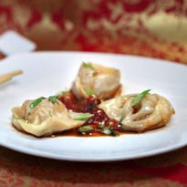 Serve lucky dumplings for Chinese New Year