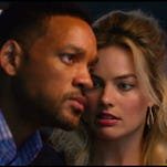 """Will Smith and Margot Robbie play con artists in """"Focus."""""""