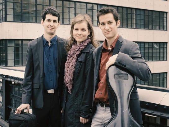 Lysander Piano Trio Balazs Borocz