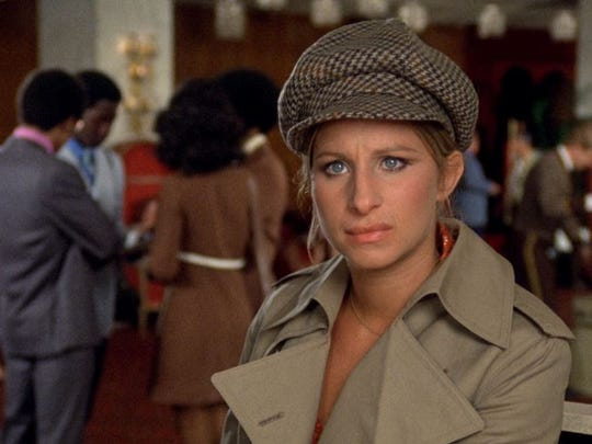 """Barbra Streisand in the screwball comedy """"What's Up, Doc?"""""""