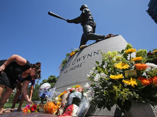 Baseball Hall Of Famer Tony Gwynn Dies At 54