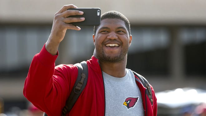 Calais Campbell reflects on his time with the Arizona Cardinals.