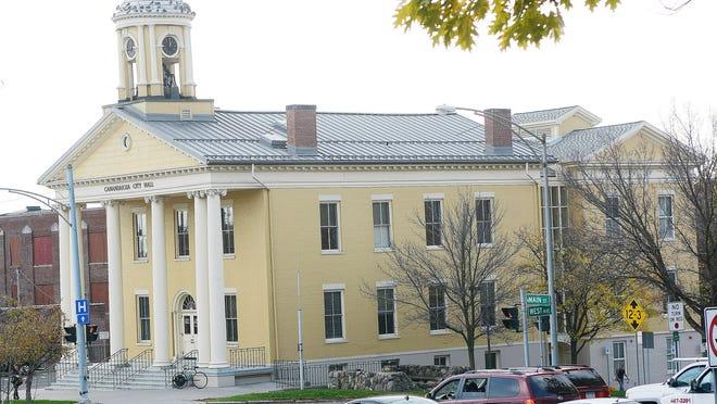 Canandaigua City Hall.