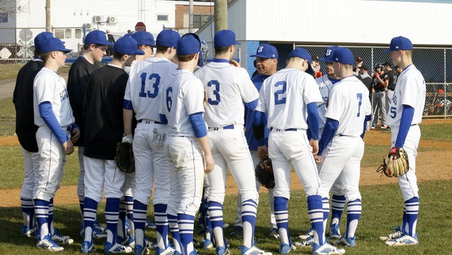 Horseheads was a 14-2 winner over Union-Endicott in baseball April 13 at Horseheads.