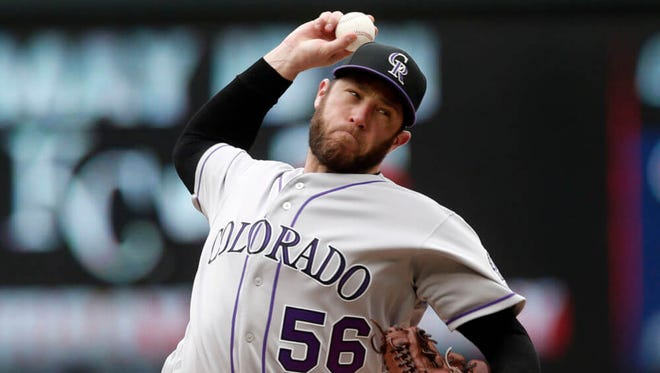 Former McDowell and Western Carolina University standout Greg Holland has been selected to the Major League Baseball All-Star game for the third time in his career as a pro relief pitcher.