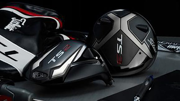Best Gifts for Golfers 2018: Titleist TS2 and TS3 Drivers (Photo: Titleist)