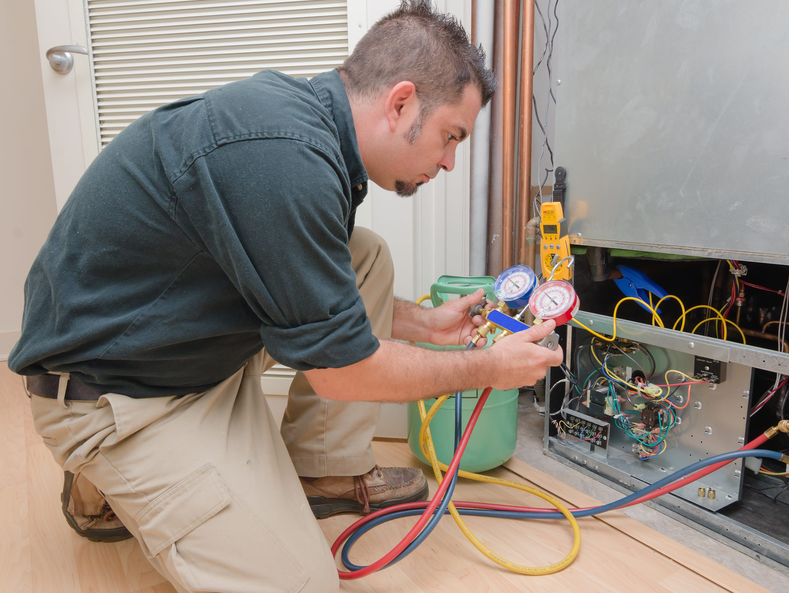 Find HVAC pros to ready your AC for the summer heat – Post your job & we'll split the tab, up to $50!