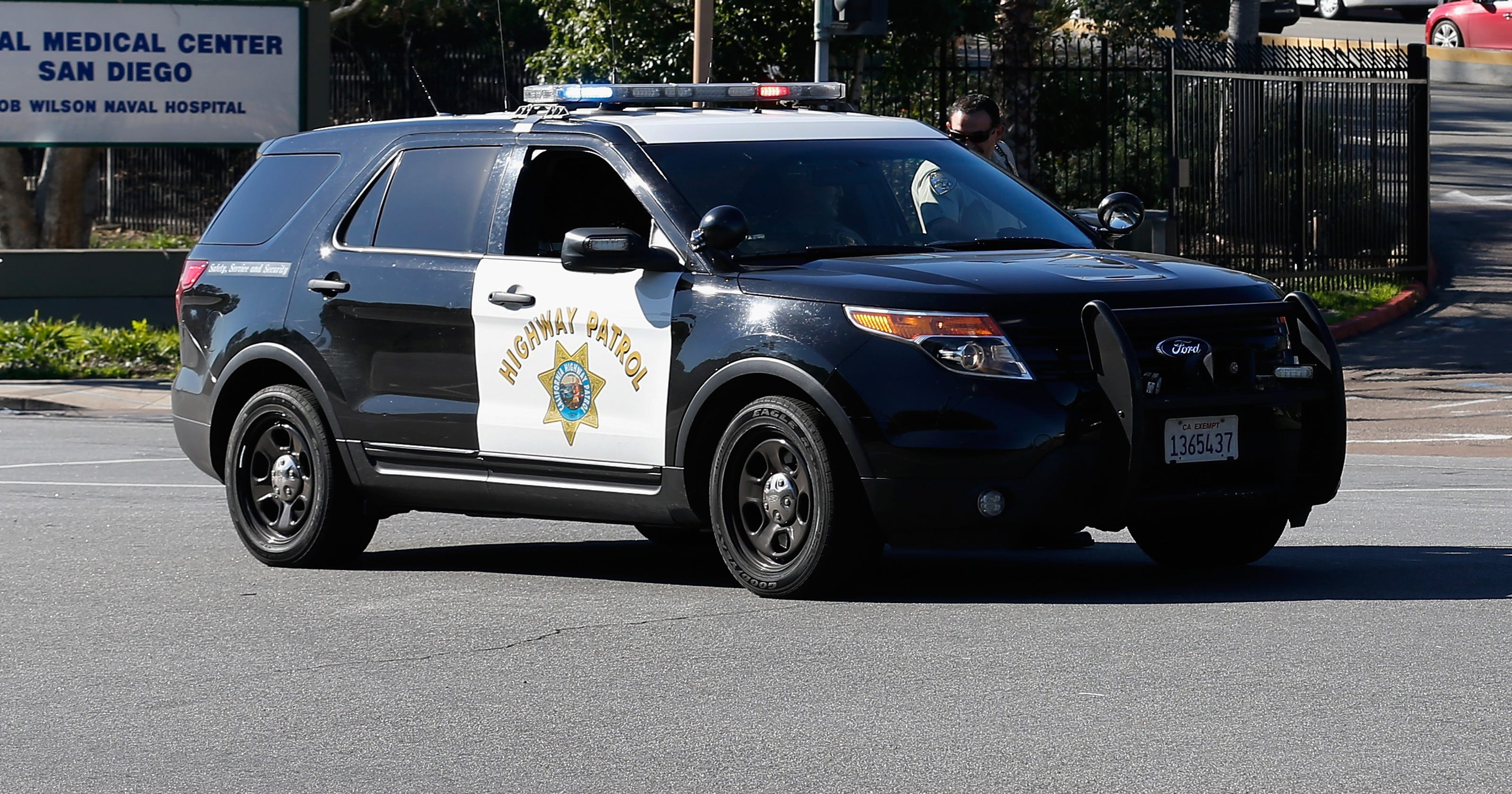 Nation S Most Popular Police Car Is Now An Suv
