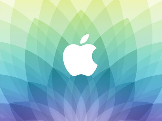 A screenshot of Apple's March 9 event invite.