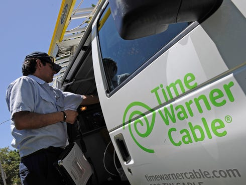 Charter Communications has made an offer to buy U.S. cable provider Time Warner Cable.