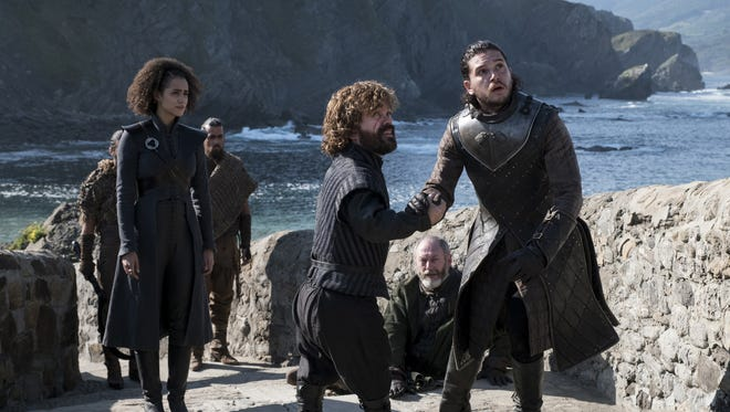 HBO has been working to contain leaked content stolen in this weekend's hacks, especially episodes and script outlines of its top-rated show, 'Game of Thrones,' which were reportedly published Wednesday.
