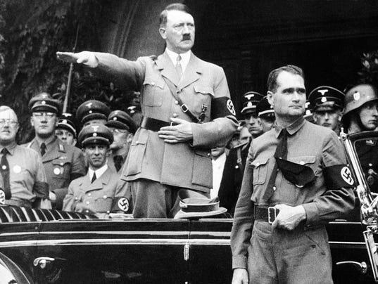 AP GERMANY NAZI GRAVE I FILE DEU