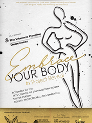 Tickets for Embrace Your Body are available by visiting projectreveal.org/embrace16.