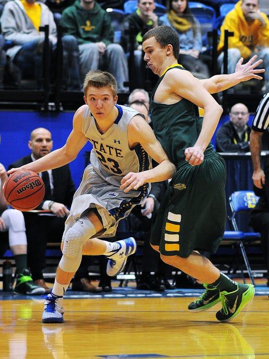 SDSU-NDSU Men's Basketball