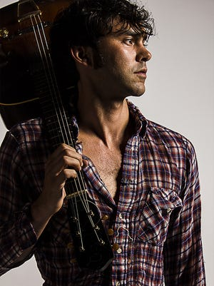 Shakey Graves performs at 1:45 p.m. Saturday on the BMI Stage.