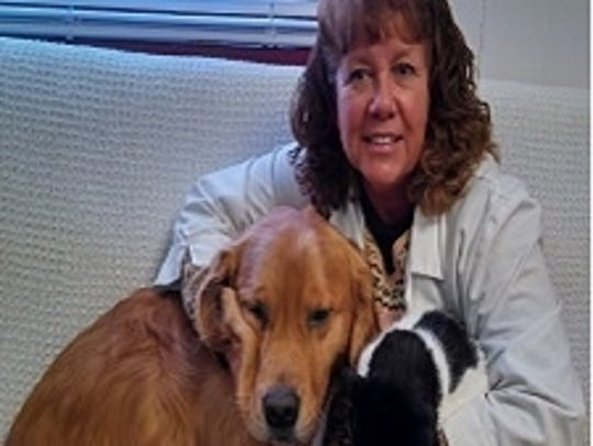 Maureen Shaughnessy started her veterinary career at