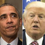 Trump again faults Obama over Russian election meddling