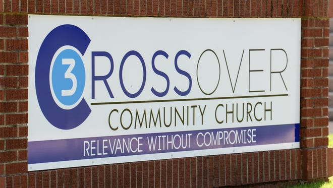 Crossover Community Church at 902 Glenn Street in Anderson.