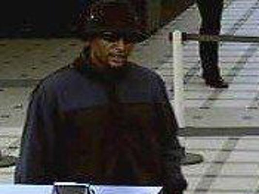 W. Main Street robbery suspect