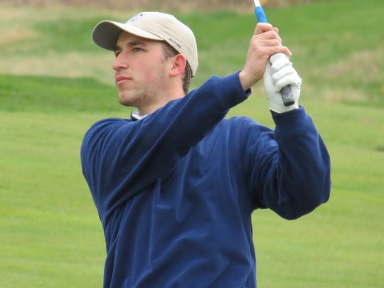 Will O'Neill of Morristown was among three boys golfers