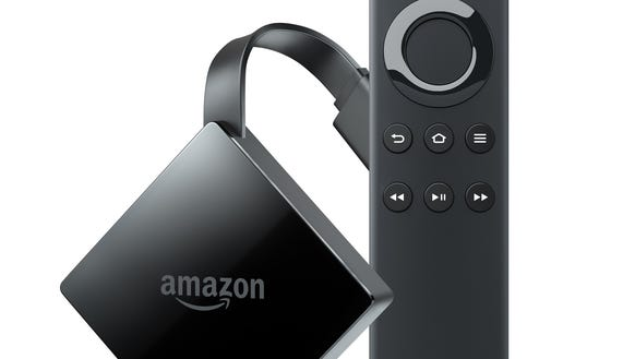 The all new Amazon Fire TV ($69.99) with 4K Ultra HD