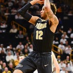 Purdue basketball's Vincent Edwards accelerating his pace as a senior