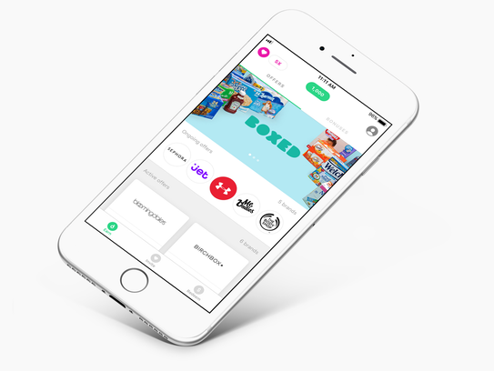 Drop is a new loyalty cashback app.