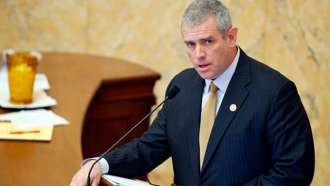 House Speaker Philip Gunn.