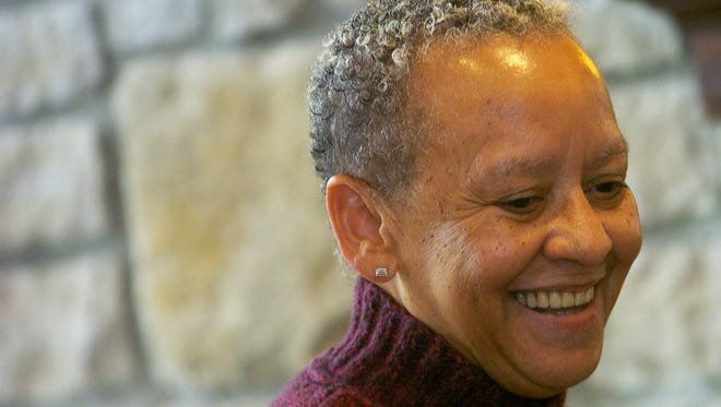 Poet Nikki Giovanni was among Ohio's big literary names cited in a bill from state Sen. Eric Kearney to establish a state poet laureate.