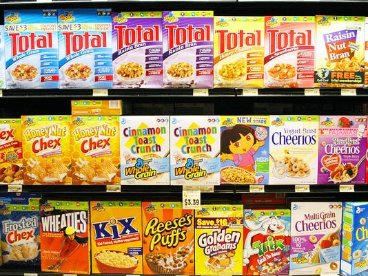 AP F MN USA General Mills Outlook