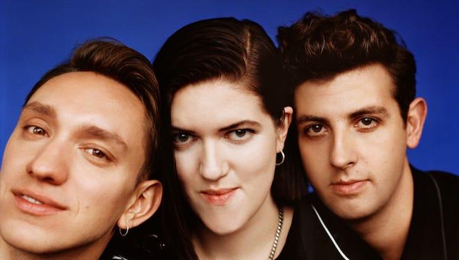English trio the xx will play the Rave's Eagles Ballroom April 29.