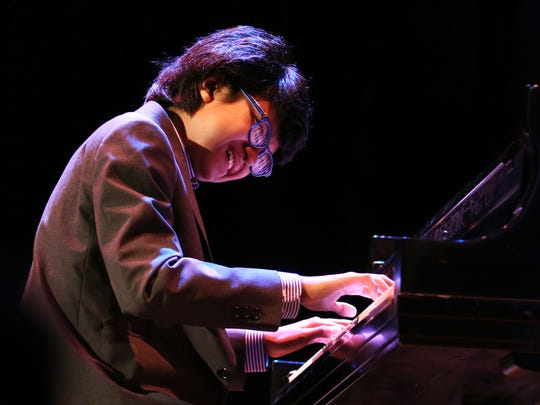 Joey Alexander, a 12-year-old piano prodigy, put on