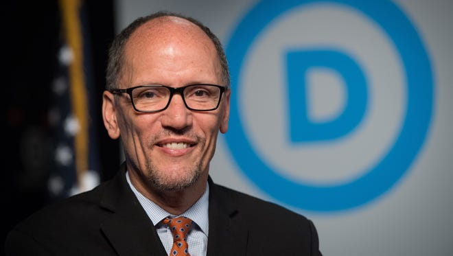 Democratic National Committee Chairman Tom Perez