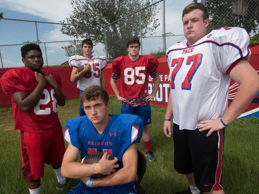 Pace HIgh Football Preview