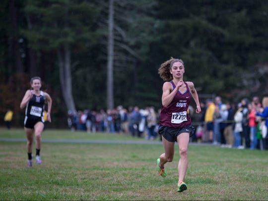 Shore conference cross country championships held at