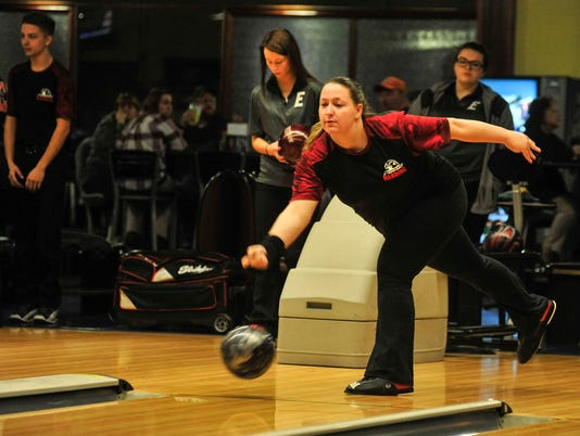 Harding bowling