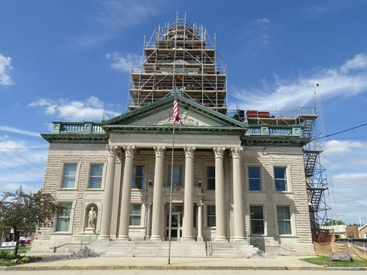1- Courthouse project