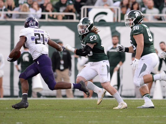 michigan state vs. northwestern