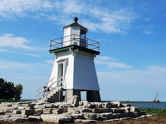 The Port Clinton Lighthouse will offer free tours from noon to 4 p.m. on Sept.16 as part of the Ohio History Connection's Open Doors program to celebrate the state's history.