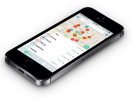 RideScout is a Daimler-owned company that aggregates