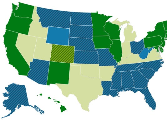 gay marriage laws by state