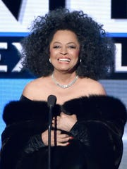 Pop diva Diana Ross is coming out to Detroit's Chene