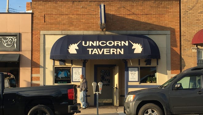 The Unicorn Tavern in Old Town, at 327 E. Grand River Ave., will become the Unicorn Lounge.