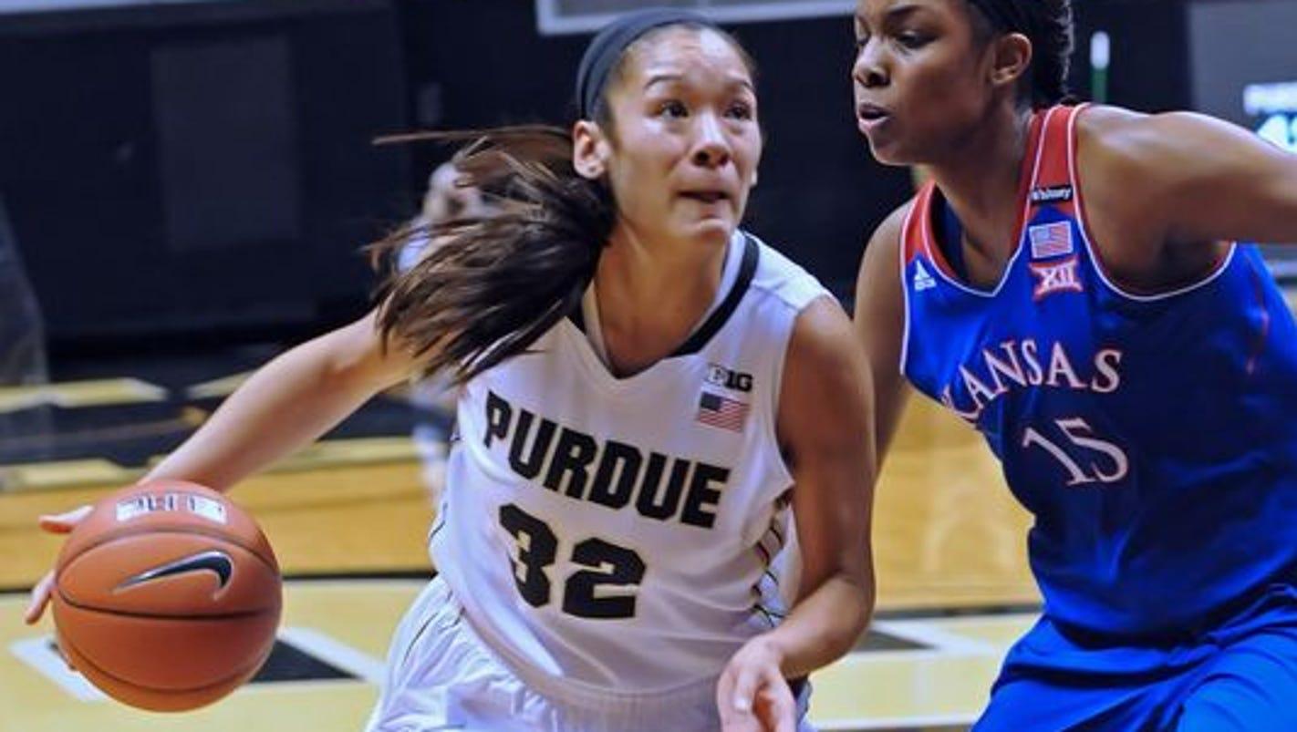Purdue women end 3-game losing streak