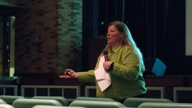 Detective Amy J. Gloor, of the Ottawa County Sheriff's Office, will be one of the panelists at the Feb. 25 Town Hall Meeting on human trafficking.