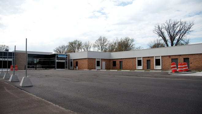 Marred Hospital will open its new Urgent Care, Pharmacy and Occupational Health building on Thursday.